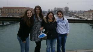 Egy évig voltam diákcserén Olaszországban