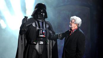 George Lucas elmondta a véleményét az új Star Wars-filmről