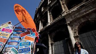 Budapest és Róma volt a legnépszerűbb úticél 2014-ben