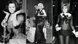 Így jártak a díjátadókra 50-60 évvel ezelőtt