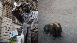 Ezt nézik a budapesti szobrok