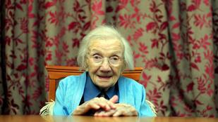 108 éves, és elárulja A Titkot