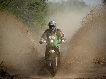 Ez inkább túlélés, mint verseny - Dakar