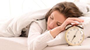 Ragaszkodik a nyolc óra alváshoz? Pedig nem a mennyiség számít