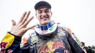 Aki idén ötödször nyerte meg a Dakart