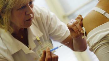 Még nem késő beadatni az influenza elleni védőoltást