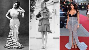 Így változott a tökéletes női test ideálja 100 év alatt