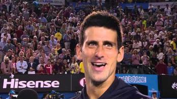 Tízezres kórus kívánt Djokovics mamájának boldog születésnapot