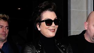 Kris Jenner koros macskanőnek öltözött