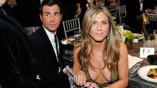 Impozáns volt a vendéglista Jennifer Aniston esküvőjén