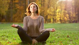 Ezt teszi a testével a meditáció
