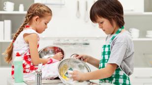 Lúzert nevelsz, ha bevonod a gyereket a házimunkába?