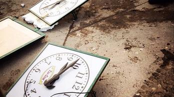 A Kiscelli Múzeumban van már a Moszkva órája