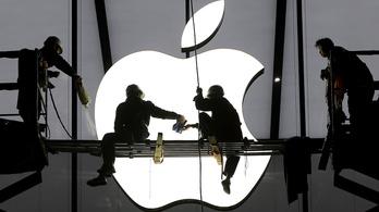 Egy cég sem keresett annyi 3 hónap alatt, mint most az Apple