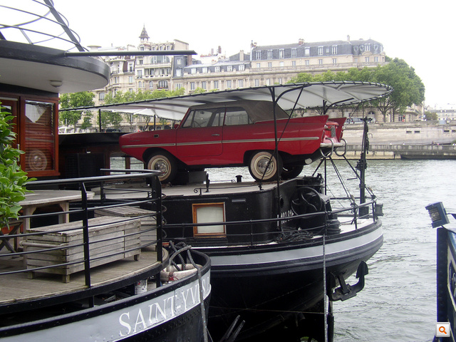 Párizs rakpart 2