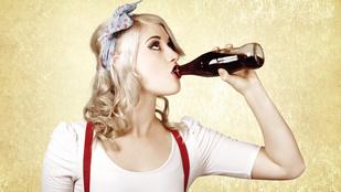Korai menstruációt hoznak a cukros üdítők