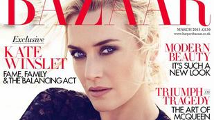 Kate Winslet büszke a testére, de akkor miért retusálják soványra?