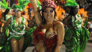 Elindult a karneválszezon, jönnek a lengeruhás, tollas nők