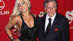 Lady Gaga ócska pornósnak öltözött