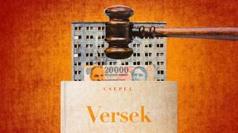 Szponzorálták a bírónő tertvérének verseskötetét