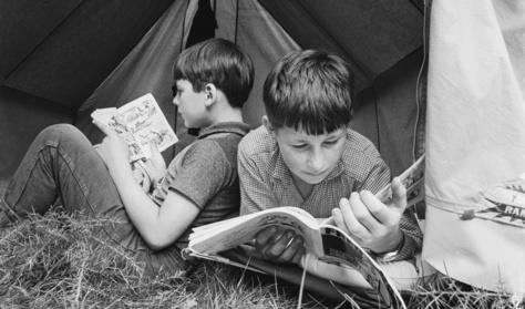 Képregényajánló nem olvasó kiskamaszoknak