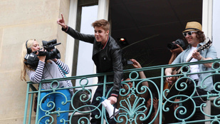 Justin Bieberből Michael Jackson lett