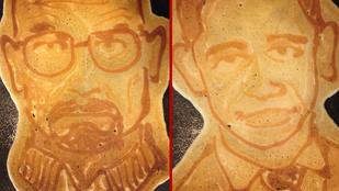 Ismerjék meg a pancake-ek Picassóját!
