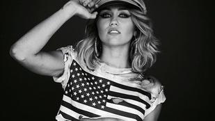 Miley Cyrus nem a hajvágása után lett ribancos