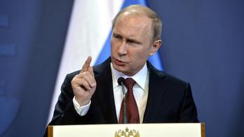 Putyin: Oroszország nem fenyegeti a Nyugatot