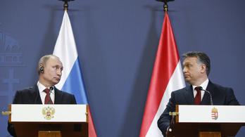 Az emberek negyede szerint Oroszország érdekét képviseli a magyar külpolitika