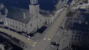 Minden utcakövet ismer a Nokia új térképe