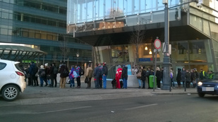 Ezt történik, ha Budapesten ingyen van a reggeli