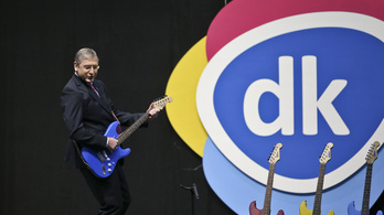 Orbán régi jelszavával kormányozna a gitározó Gyurcsány