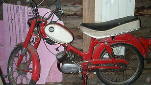 Fészerből lopták el a ritka Harley-t
