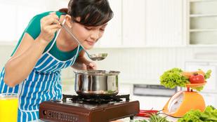 A legnagyobb konyhai hibák, amelyektől nem tud fogyni