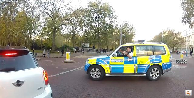 Londoni zsaru