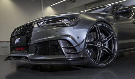 Új külsővel támad Abték brutális Audija