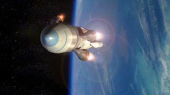 A Pentagon vadászgépeket vetne be űrmissziókon