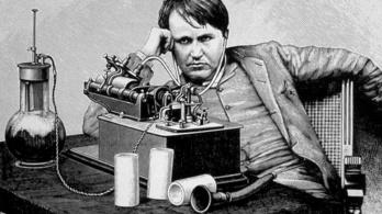 Edison évtizedekre visszavetette az elektromosság fejlődését