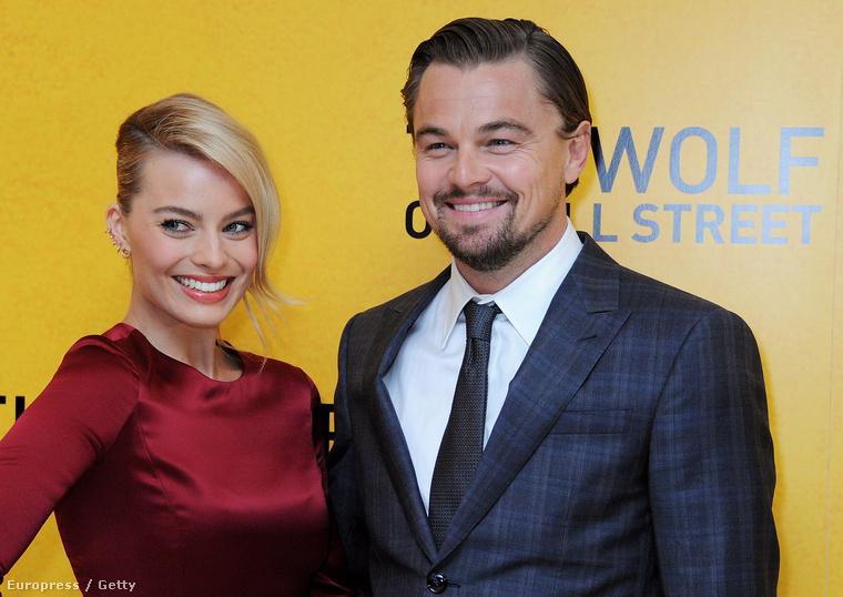 DiCaprio imádta a váratlan pofont