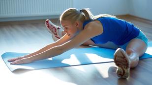Így befolyásolja a menstruáció az edzést