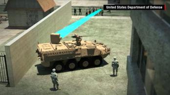 Megmikrózza a célpontot az USA sugárfegyvere