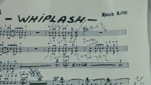 Nézze csak, miből lett a Whiplash!