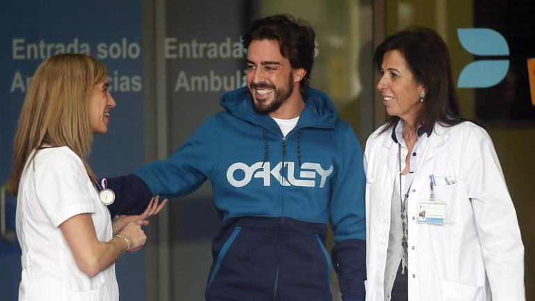 Alonso nem indulhat az Ausztrál GP-n