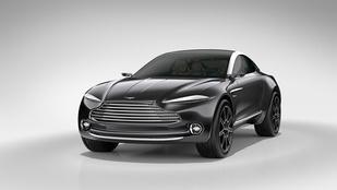 DBX – az Aston Martin szokatlan jövőképe