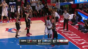 A mamlasz csak ácsorgott a labdával, hülyesége miatt vesztettek az NBA-ben