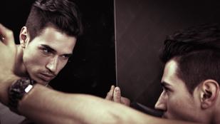Most már hivatalos: a férfiak a narcisztikusabbak