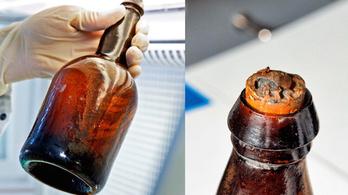 Szétszedték a 170 éves sört