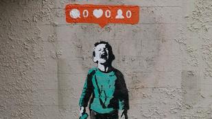 Hogyan lesz a Facebookból graffiti?