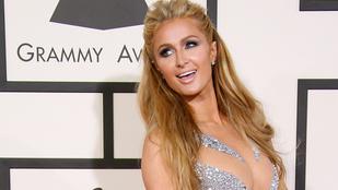 Paris Hilton így színlel orgazmust